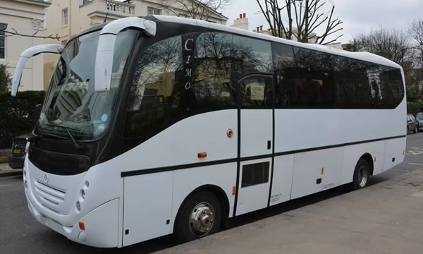 Coach 33 Seater Hire Dublin